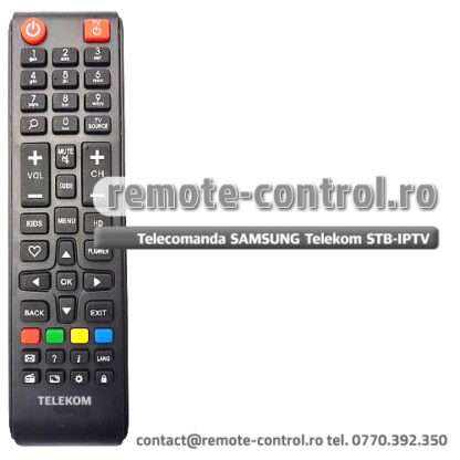 Telecomanda Samsung Telekom GX-TR530SK