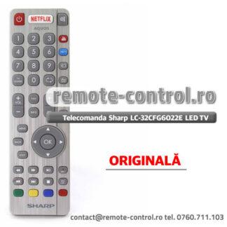 Telecomanda Sharp LC-32CFG6022E