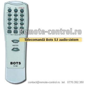 Telecomanda Bots 5.1 Sistem Audio