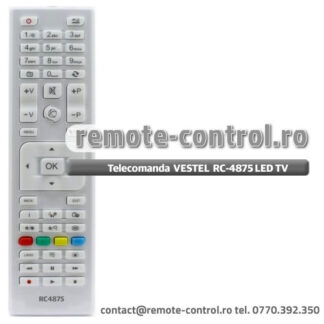 Telecomanda Vestel RC-4875 TFL40282305DLED