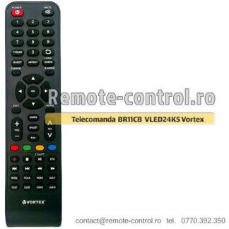 Telecomanda Vortex VLED24K5