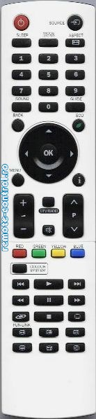 Telecomanda funai NH203RD _remote-control.ro