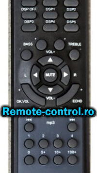 Telecomanda Jack Martin JK503 Hi-Fi System