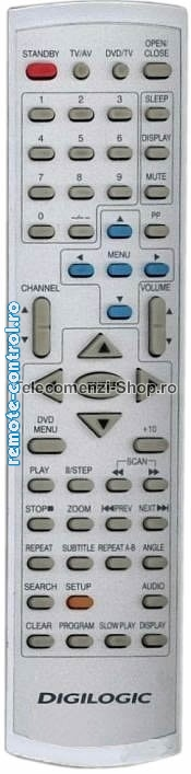 Telecomenzi_DVDVC1_Digilogic_remote-control.ro
