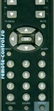 Telecomenzi_Daewoo-DSL15T1TD_remote-control.ro