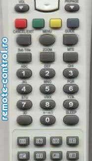 Telecomenzi_Daewoo-R54B02_remote-control.ro