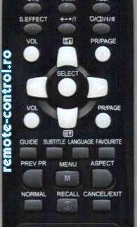 Telecomenzi_Daewoo-R55H11_remote-control.ro