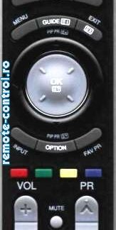 Telecomenzi_Daewoo-R60B01_remote-control.ro