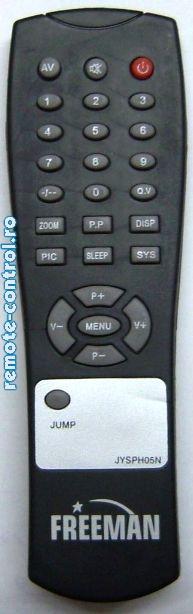 Telecomenzi_Freeman-JYSPH05N_remote-control.ro