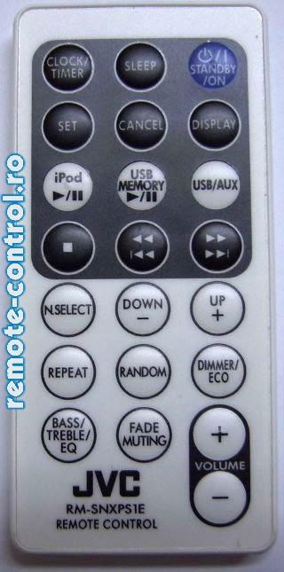 Telecomenzi_RM-SNXPS1E_JVC_remote-control.ro