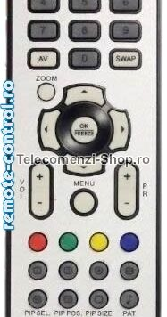 Telecomenzi_Z7G187R_Daewoo_remote-control.ro