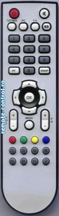 Telecomenzi_Z8L187R_Daewoo_remote-control.ro