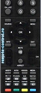 Telecomanda_akai_RC-TFG_remote-control.ro