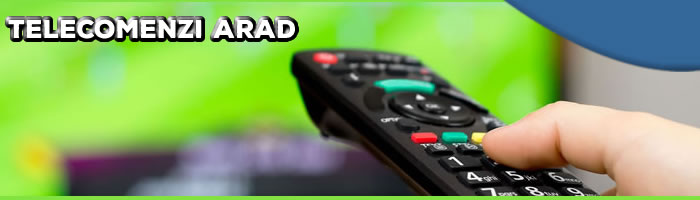 Telecomenzi ARAD Remote control