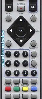Telecomnda_Airis_TD-002_remote-control.ro