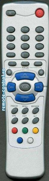 Telecomanda XX2001R Medion Remote control