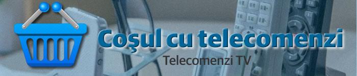 Cosul de cumparaturi remote-control.ro telecomenzi